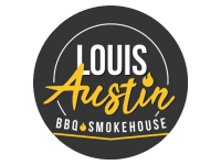 Logo Passion for food - Texas style brisket, pulled pork, ribs