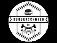 Logo Burgerschmied - Premiumburger vom Fleischermeister