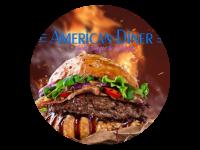 Logo American Diner