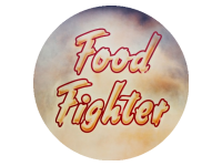 Logo Food Fighter - Burritos