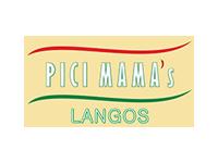 Logo Pici Mama´s Lángos