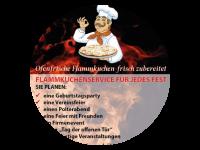 Logo Flammkuchen - Michel