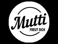 Logo Foodtruck Mutti freut sich