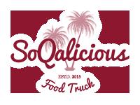 Logo Foodtruck SoQalicious