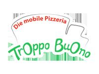 Logo Troppo Buono - mobile Pizzeria - Original sizilianische Pizza aus hausgemachtem Teig