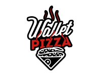 Logo Wallet Pizza