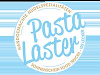 Logo frisch zubereitete Pasta Gerichte aus eigener Herstellung - frisch zubereitete Pasta Gerichte