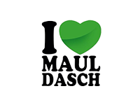 Logo I love Mauldasch by Running Mh