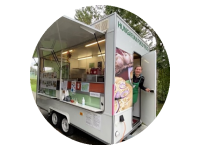 Logo Foodtruck Hungarian Food Truck