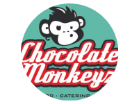 Logo Foodtruck Chocolate Monkeyz - Oldtimer Foodtruck