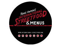 Logo International-Streetfood by Toni Tänzer
