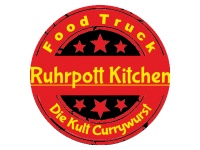 Logo Ruhrpott Kitchen - Currywurst, Bratwurst, Fries & more