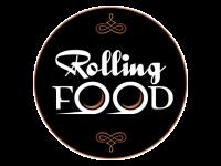 Logo Rolling Food
