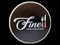 Logo FINE - Maultaschen, Käsespätzle, Kochkäs-Burger