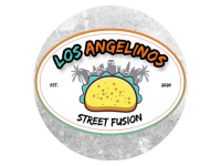 Logo Amazing flavors from the city of Los Angeles.  - Tacos, Burritos, Rice Bowls, Fries