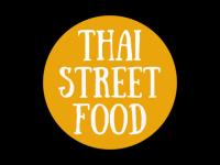 Logo Thaistreetfood - Currys, Frühlingsrollen, Gebratene Geric