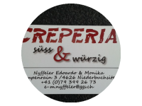 Logo Crêperia süss & würzig