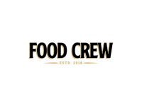 Logo Foodtruck Food Crew