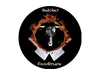 Logo Butcher Foodtruck