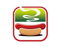 Logo Hotdog de