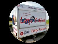 Logo Lüttje Fiskbuud - Fischbrötchen, Räucherfisch & mehr