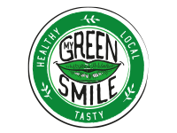 Logo Foodtruck My Green Smile