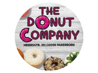 Logo Foodtruck The Donut Company