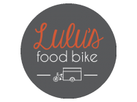 Logo Lulu's food bike
