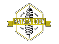 Logo Foodtruck Patata Loca