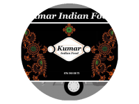 Logo Kumar Indian Food