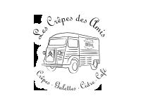 Logo Les crepes des Amis