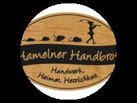 Logo Hamelner Handbrot - Handbrot aus dem Holzbackofen