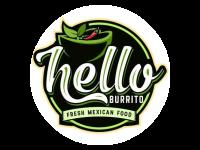 Logo Hello-Burrito Food Truck & Catering