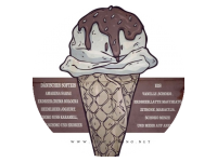 Logo Leck Mich - Eis Catering