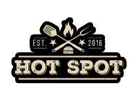 Logo Foodtruck Hot Spot