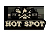 Logo Hot Spot - Saftige Burger und zart Gesmoktes