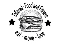 Logo Tailored - Food and Fitness - Crossover