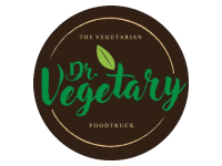 Logo Foodtruck Dr. Vegetary