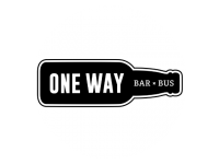 Logo Foodtruck One Way - Bar Bus
