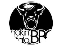 Logo Smokin Buffalo BBQ - Smoked Pulled Pork und BBQ