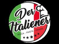 Logo Foodtruck der italiener