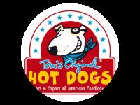 Logo Tom's Original Hot Dogs Köln und Pulheim - Hot Dog