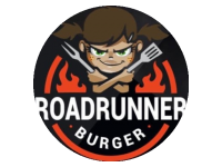 Logo Roadrunner Burger