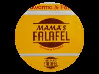 Logo Mama´s Falafel - Falafel & Shawarma