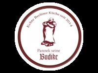 Logo Pannek seine Budike
