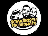 Logo Foodtruck Schwäbisch Foodbomber