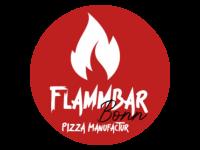 Logo Mobile Einheit Nummer 1 - Pizza, Flammkuchen, Getränke, vegan
