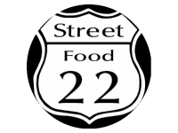 Logo Street Food 22 - Burger & Fries