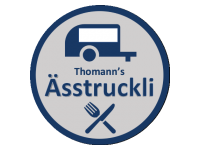 Logo Thomann´s Ässtruckli - Bagel´s, Hot Dog´s und Currywurst