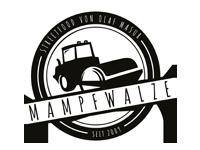 Logo Mampfwalze - Diverse Burger